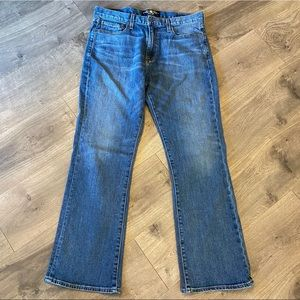 Lucky Brand Jeans 427 Athletic Boot Size 34 x 30